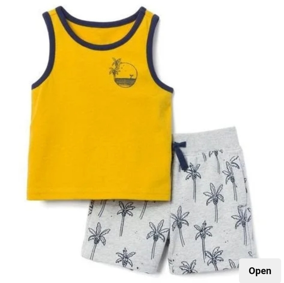578d3f905632a012f4000629 Other - Boys Summer Outfit